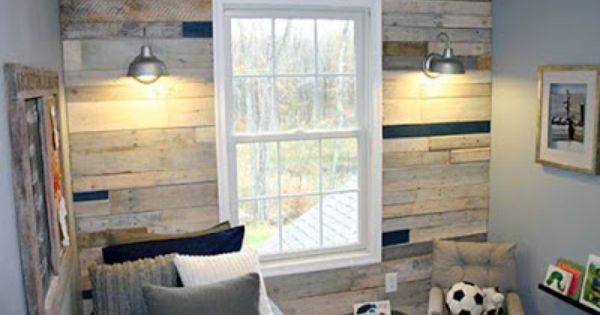 reciclar reutilizar y reducir impresionantes ideas para revestir paredes con madera de palets