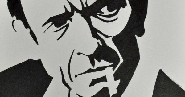 Johnny+Cash+Sharpie+Drawing+by+allenspearsart+on+Etsy,+$25 ...