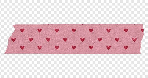 Pink Heart Illustration Cartas Sin Destino El Imperio Final The Final Empire Love Washi Tape Review Washi In 2020 Free Paper Texture Paper Background Texture Washi