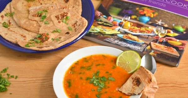Tomato and Red Lentil Bisque and a Cookbook Review | Lentils, Tomatoes ...