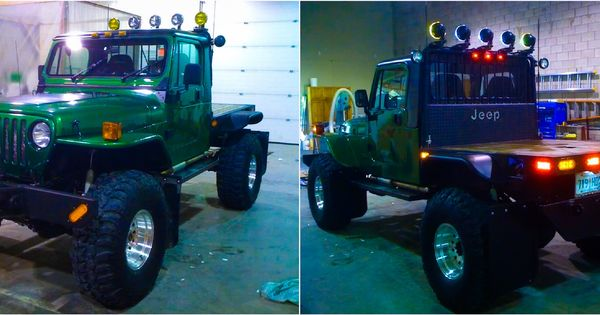 Jeep Wrangler Flat Bed Http Pirate4x4 Com Forum Jeep
