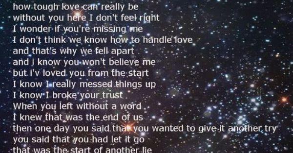(poem,love,sad,karma) | Poems and Words | Pinterest ...