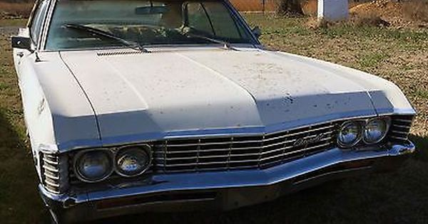 Ebay 1967 Chevrolet Impala 1967 Chevrolet Impala 4 Door Hard Top