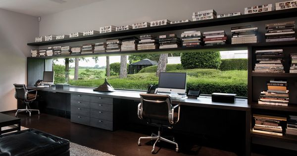 Home office marc corbiau bureau d 39 architecture home for Bureau d architecture