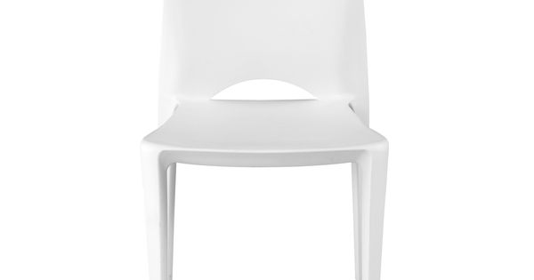 Chaise Moul E Blanche Kiwi Chaise Chaises Tables Et