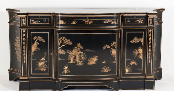 The design period in which this cabinet belongs to in Chinoiserie