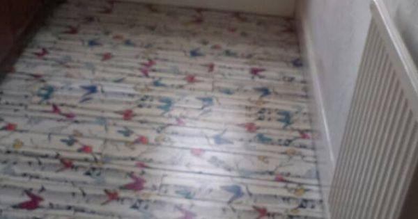 wallpaper floorboards