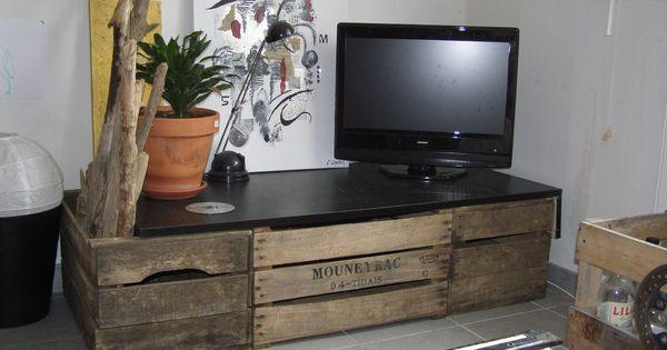 Nouveau Meuble Meubles En Caisse Mobilier De Salon Meuble Tv