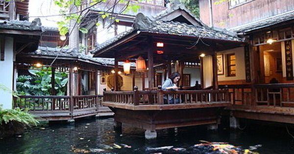 Taichung Teahouses The Renaissance Of Chinese Tea Houses