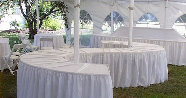 decorating ideas delectable image of wedding table.htm dressed serpentine tables  with images  buffet table decor  buffet table