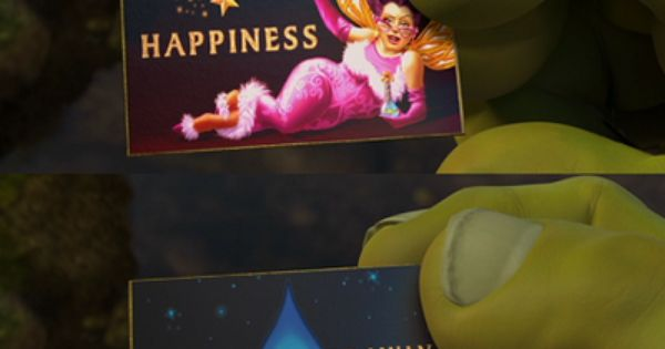 Shrek Fairy Godmother Business Card Shrek Fiona Shrek Fairy Godmother