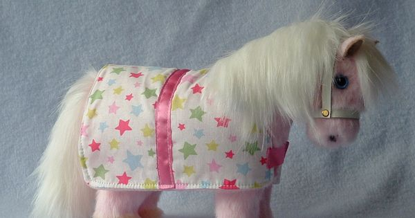 Quot Rosie Quot A Pretty Pink Shetland Pony With A Fleece Lined