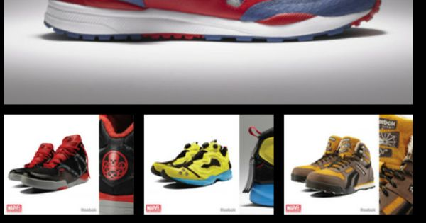 Marvel x Adidas superhero sneakers — where and what to buy