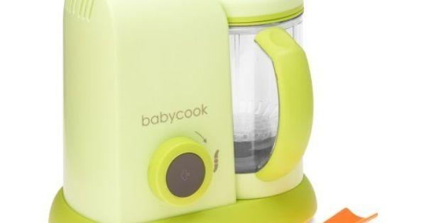Beaba Pro Baby Food Maker WilliamsSonoma