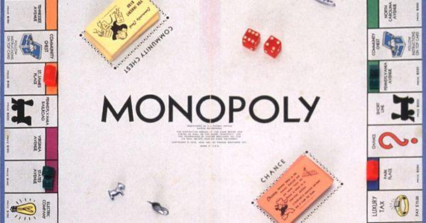 Monopoly Monopoly Game Fun Board Games Classic Board Games
