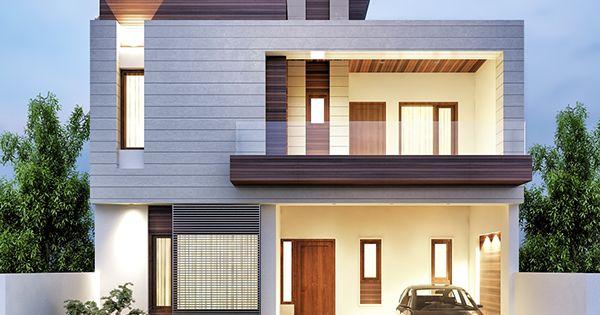 Exterior design arq housing 3 pinterest fachadas for Exterior casas modernas