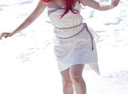 ariels rope dress the little mermaid httpwww