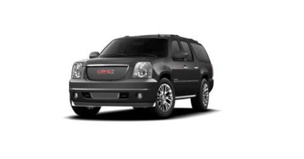 2013 Gmc Yukon Xl Denali Build Your Own Luxury Suv Gmc