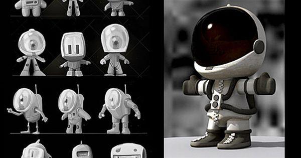 3d Character Design Ideas : D characters on behance proyectos que intentar