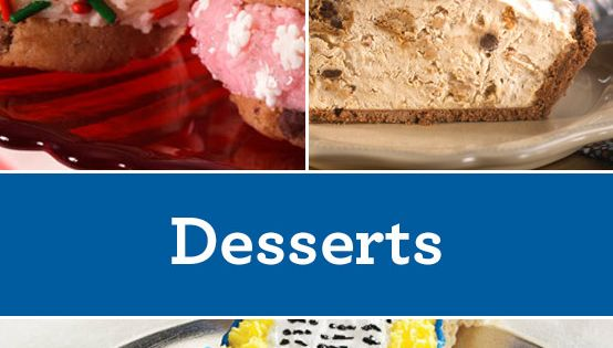 8 Holiday Dessert Recipes santaclaws