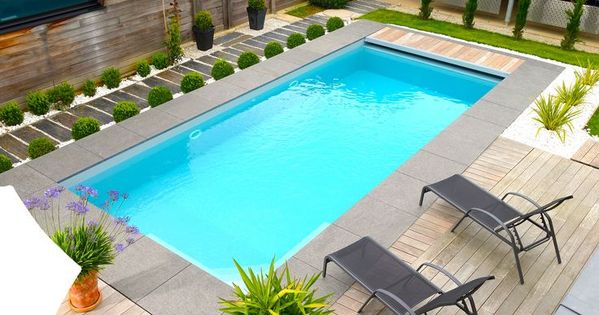 Pave pour piscine creuse rectangle zen recherche google for Piscine creuse