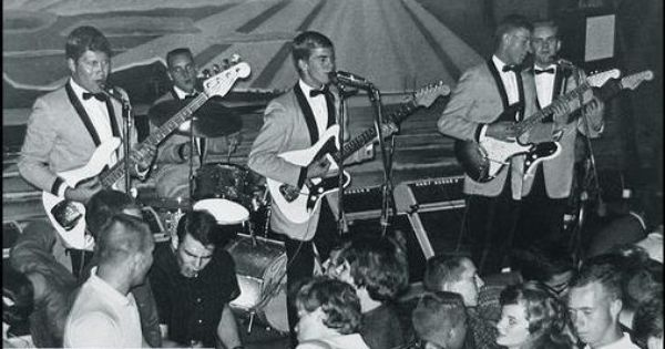 The Astronauts | Surf music, Surf party, Rock and roll