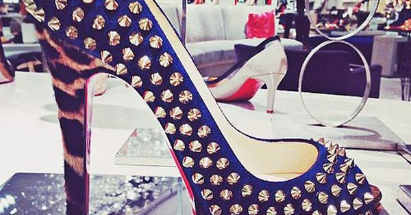 Remarkable Christian Louboutin Satisfied You With Every Details. Fashion