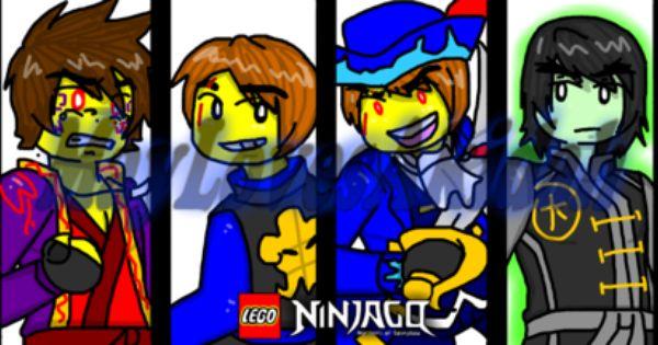 Lego Ninjago #838 By MaylovesAkidah.deviantart.com On