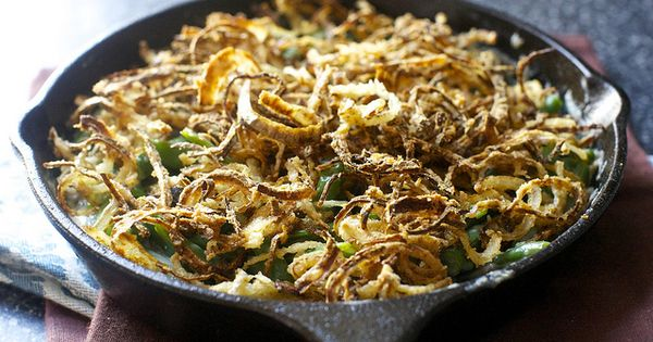 Green Bean Casserole Recipe Smitten Kitchen