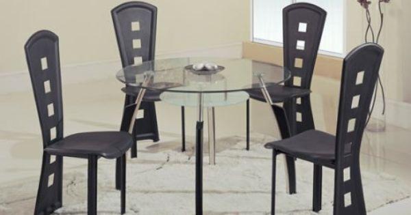 Black Dining Room Furniture Sets Cool Design Inspiration