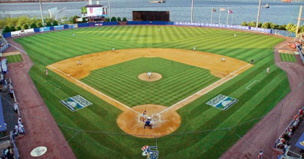 The 15 Best Minor League Baseball Parks Richmond County Baseball Park Baseball Stadium