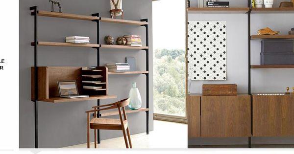 biblioth que composer am pm la redoute projet maison. Black Bedroom Furniture Sets. Home Design Ideas