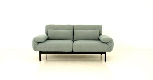 rolf benz plura sofa in stoff grau hellblau meliert sofa pinterest. Black Bedroom Furniture Sets. Home Design Ideas