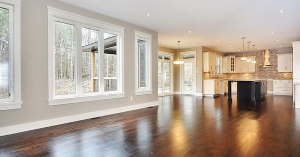 13 Best Behr Castle Path Images On Pinterest: Castle Path And Dark Wood Flooring...for The Dining