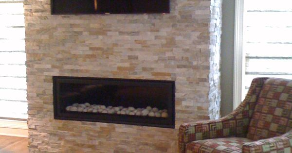Accent Wall Anatolia Tile Ledgerstone Beachwalk Ledger
