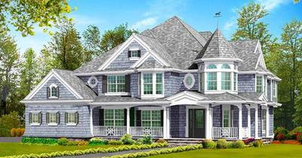 Plan 23172jd Beautiful Victorian For Corner Lots Victorian House Plans House Plans Architectural Design House Plans