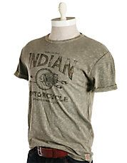 Indian Motorcycle T shirt Biker