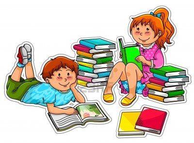 Reading Books || 123rf.com | Things the Babies Love | Pinterest ...