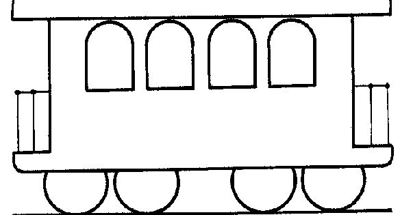 train caboose coloring pages printable - photo#6