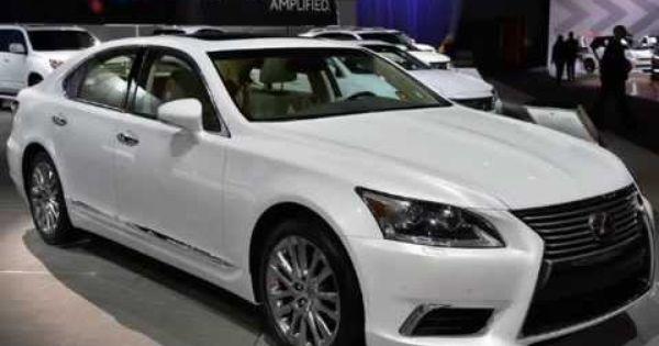 15+ Biggest lexus sedan Wallpaper