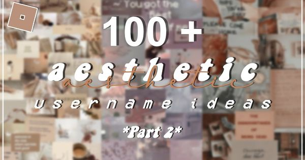 100 Aesthetic Usernames Based On The 4 Seasons 2020 Untaken On Roblox Youtube Aesthetic Usernames Aesthetic Names Usernames For Instagram