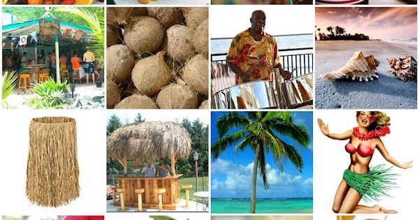 Caribbean Party Tips Theme Parties N More: CARIBBEAN PARTY IDEAS AND