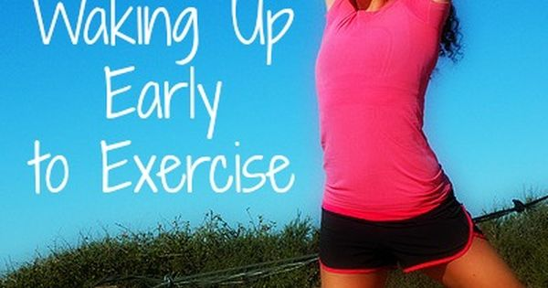 I need this motivation... early morning exercise + energy bite recipe Protein