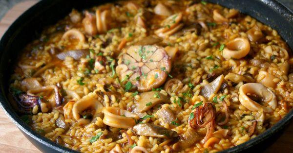 5 recetas de arroz diferentes cocinar alimentarse for Cocinar 6 tipos de arroz