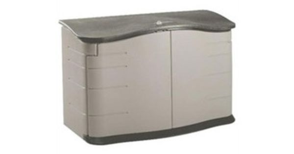 Good To Hide Trash Recycling Cans Rubbermaid Commercial