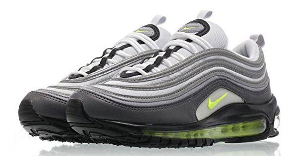 Nike Air Max 97 Grey Volt Size 9 Wmns 7 5 Men S Nike Air Max For Women Nike Air Max Air Max 97