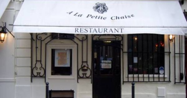 Eat at the oldest restaurant in paris a la petite chaise - La petite chaise restaurant paris ...