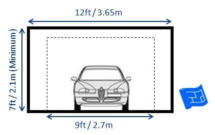 Garage Dimensions Garage Dimensions Garage Design Garage Floor