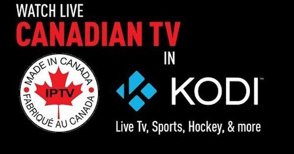 Can You Watch Live Tv On Kodi Fire Stick Free Canadian Tv Live Canada On Demand Ccloud Tv For Kodi X2f Xbmc Youtube Kodi Kodi Live Tv Kodi Builds