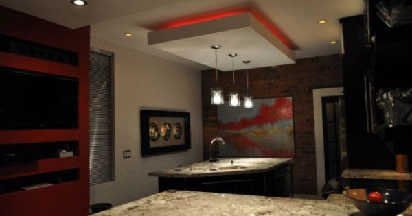 Simple House Designs Abgehangte Decke Design Deckenarchitektur Kuchendecken